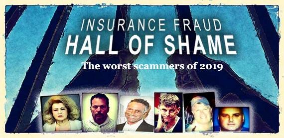 Crooks, cons & criminals: the 2019 Insurance Fraud Hall of Shame