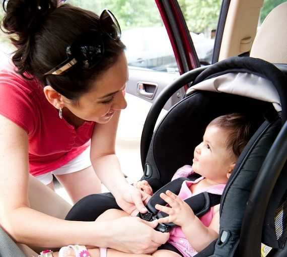 Precious cargo: How to buy, install, and register child car safety seats